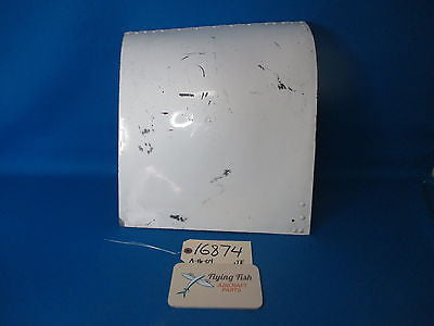 Cessna 210 RH Main Landing Gear Door Assembly P/N: 1211185-2 (16874)
