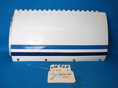 Cessna 310 D Aircraft RH Forward Engine Cowling Assembly P/N 0895000-3 (16968)