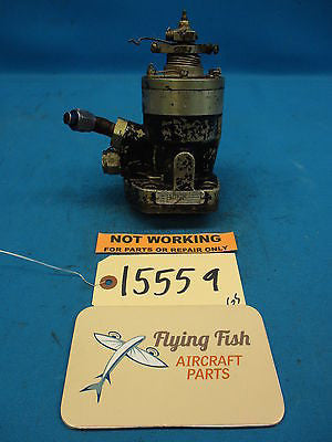 Woodward Aircraft Propeller Prop Control Governor Core PN: A210390 (15559)