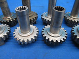 Aircraft Engine Gears Lycoming Continental Cessna Piper Beechcraft Lot (13050)