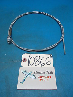 "Aircraft  Control Cable 96-7/8"" Cessna Piper Beechcraft (10866)"