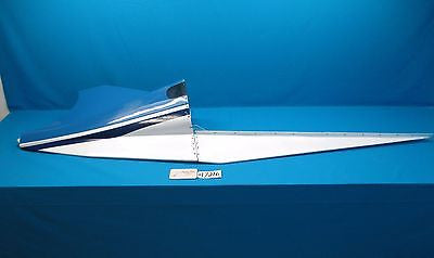 Cessna 310 D Tail Cone Stringer & Bottom Fin Assembly Ref P/N 0831340-1(17216)