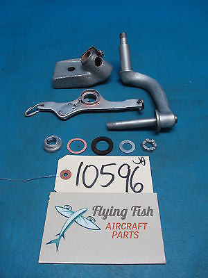Aircraft Maule Scott Tailwheel Assembly A3-4 (10596)