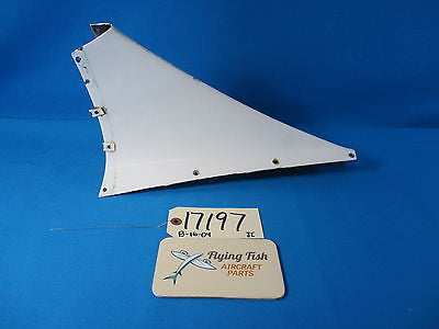 Cessna 310 D 1960 Left Wing Rear Fillet Assembly P/N 0800056-3 (17197)