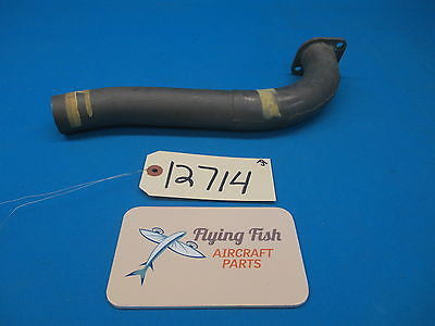 Beechcraft Aircraft Stack Exhaust PN: 50-950068-45 (12714)