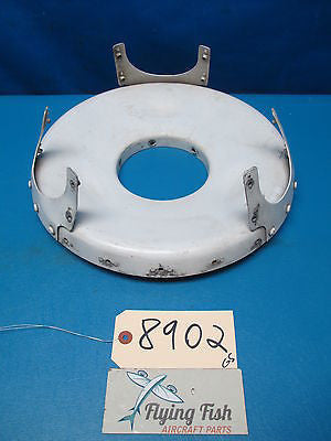 "Aircraft 13 1/2"" Spinner Backing Plate Bulkhead (8902)"
