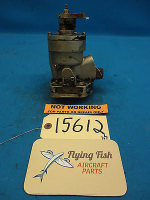 Woodward Aircraft Propeller Prop Control Governor Core PN: 210385 B (15612)