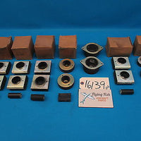 Lot of Various LORD Engine Mounts Cessna Beechcraft Piper Mooney (16139)