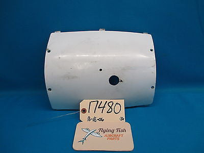 Cessna 310D Left Fuel Tip Tank Sump Door P/N: 0823001-1 (17480)