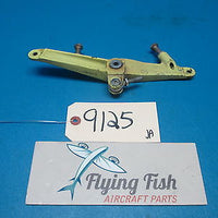 Beechcraft Left Aileron Bellcrank Assembly P/N: 35-521158-7 (9125)