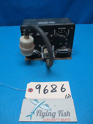 Brittain BI-100 Autopilot Amplifier Assembly 28V '64 Beechcraft Baron B55 (9686)