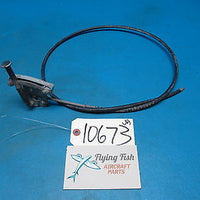 Aircraft Control Assembly and Cable PN 0-3903-12 Cessna Piper Beechcraft (10673)