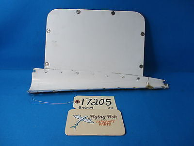 Cessna 310 D 1960 Battery Box Cover Plate & Lid (17205)