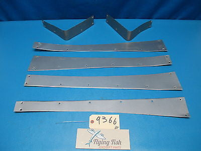 Cessna 310 D 1960 Left and Right Wingtip Root Fairing (9366)