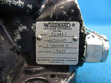 Woodward Aircraft Propeller Prop Control Governor Core 210417 A210185 (15777)