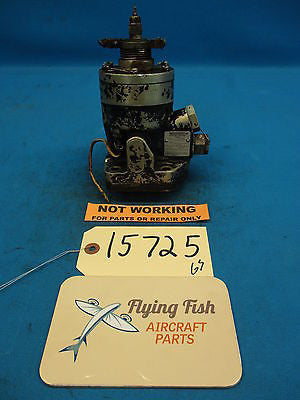 Woodward Aircraft Propeller Prop Control Governor Core Model 210597 (15725)