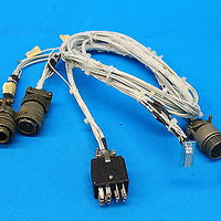 Becker ADF 2000 Receiver Test Set Adapter Connector Harness Cable (17714)
