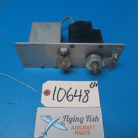 Aircraft Autopilot Control Servo GUARANTEED WORKING (10648)