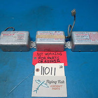 Whelen Strobe Light Power Supply Lot A490, T-DF-28 28V Parts (11011)