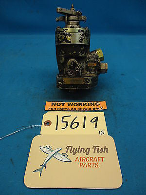 Woodward Aircraft Propeller Prop Control Governor Core PN: 210439 B/D-H (15619)