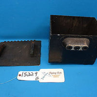 Beechcraft 1964 Baron 95-B55 Battery Holder Container Box Assembly (15229)