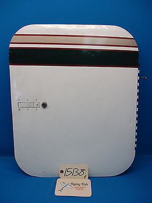 Beechcraft 1964 Baron 95-B55 Baggage Compartment Door Hatch 35-410070-93 (15138)