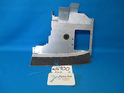 Cessna Aircraft Baffle Assembly P/N: 0555298-2 Use: 0555298-3 NOS (16900)