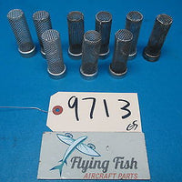 Lot of Various Oil Finger Filter Assemblies (9713)