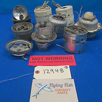 Lot of Various California Air charter and Other Rotating Light Beacon (12948)