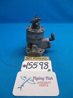 Woodward Aircraft Propeller Governor Core for Parts P/N: 210259C (15598)