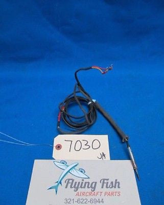 Alcor EGT Thermocouple Probe P/N: 001-005-A36 **WORKING** (7030)