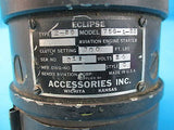 Bendix Eclipse E-80 Aircraft Engine Starter Core Model 756-1-22 24 VDC (17282)