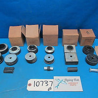 Lot of Various LORD Engine Mounts Piper Beechcraft Cessna (10737)