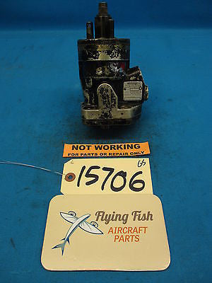 Woodward Aircraft Propeller Prop Control Governor Core PN: G210452 (15706)