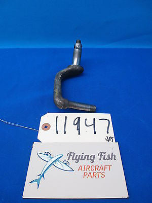 Aircraft Maule Scott Tailwheel Fork and Axle Assembly Cessna Piper (11947)