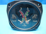 Weston Oil Cylinder Temperature Indicator Model: 827 Type 29Y1 (10285)