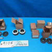 Lot of Various Bushing Mounts Including PN: 3520403 (9105)
