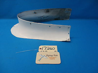 Cessna 310 D Aircraft Right Wing Front Fillet Assembly P/N 0800056-14 (17259)