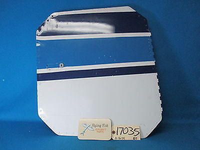 Cessna 310 D Aircraft Door Baggage Assembly P/N 0891001-3 (17035)