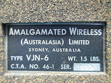 Amalgamated Wireless Australasia Antenna Type VJN-6 GUARANTEED (10423)