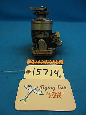 Woodward Aircraft Propeller Prop Control Governor Core PN: C210355 M (15714)