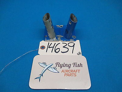 Aircraft Pitot Tube Masts Mount Cessna Piper Beechcraft Experimental (14639)