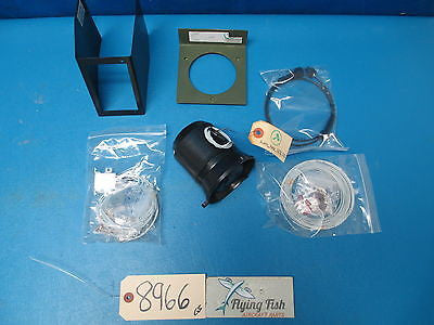 Cessna 208 Stall Alarm Horn Warning and Install Kit PN: H1TS-740 NEW (8966)