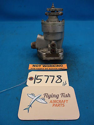 Woodward Aircraft Propeller Prop Control Governor Core Type 210280 (15778)