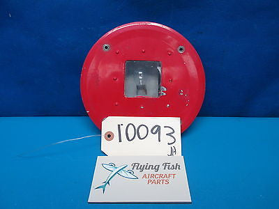 Cessna Under Wing Courtesy Light Plate Assembly GUARANTEED 14V (10093)