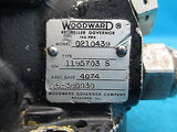 Woodward Aircraft Propeller Governor Core Model: D210439 , 96-380030 (15697)