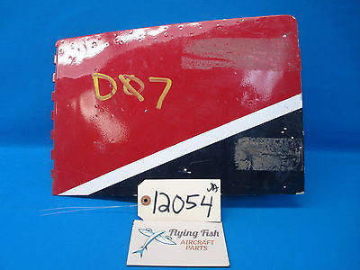 Cessna 337 Left Cowl Flap Assembly (12054)
