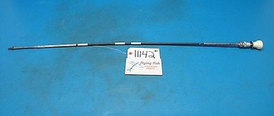 "Aircraft  Control Cable Cessna Piper Beechcraft 39"" Long FREE SHIPPING (11142)"
