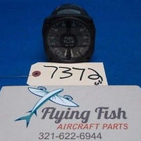 Dual Fuel Flow Indicator P/N: 22-868-034-2A Guaranteed Working (7372)