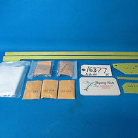 Piper Aircraft Fuselage Bulkhead Reinforcement Kit P/N: 763-917 NEW (16877)